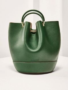 Women's green bag. For the majority of ladies, getting a genuine designer bag is not something to hurry into. Because they handbags can certainly be so expensive, most women generally worry over their choices prior to making an actual bag acquisition.