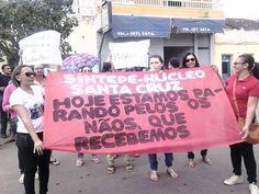 Blog Paulo Benjeri Notícias: Professores de Santa Cruz Recusam Conversa Informa...