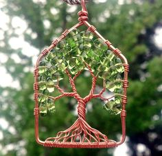 Hey, I found this really awesome Etsy listing at https://www.etsy.com/listing/157568098/tree-house-pendant-original-design-by