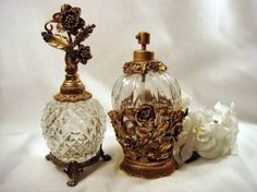 Perfume Bottles by wilda