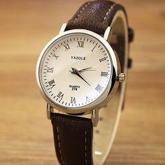 Ladies Wrist Clock Quartz Watch //Price: $10.42 & FREE Shipping //     #deals