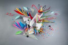 2014 by INK studio, via Behance