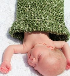 Camo Cozy 'N Snug Baby Bag for the by CraftedwithHandandHe on Etsy, $25.00