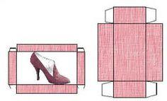 Shoe boxes mini printables - de wissel - Picasa Web Albums