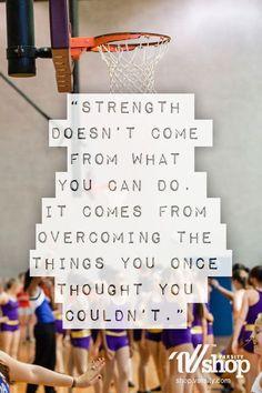 STRENGTH: Motivational Monday
