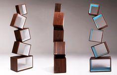23 More Creative Bookshelf Designs