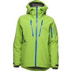 Boys' winter ski jacket