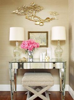 entry table. love!