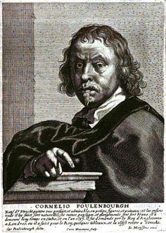 Cornelis Poelenburgh - het gulden cabinet