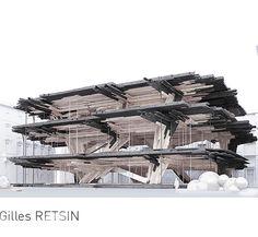 "Gilles RETSIN, ""KarlsPlatz I & II."""