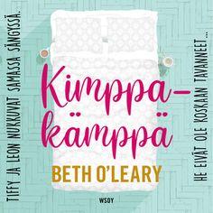 Kimppakämppä - Äänikirja & E-kirja - Beth O'Leary - Storytel Words, Horse