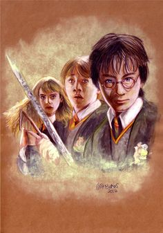 Harry Potter by ~joaquimbundo