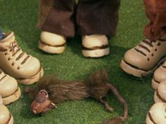 ▶ Al Yankovic - Weasel Stomping Day - YouTube....yes I have twisted humor!! :D