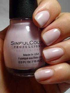 $1+shipping Sinful Colors Cupid's Arrow
