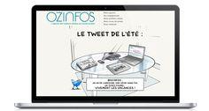OZINFOS #webdesign