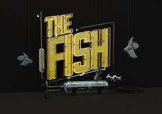 The Fish by rdn , via Behance
