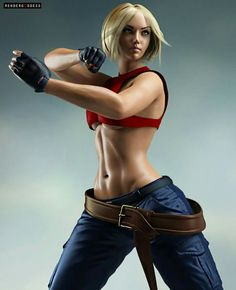 Blue Mary Kof