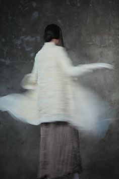 Motion of clothes