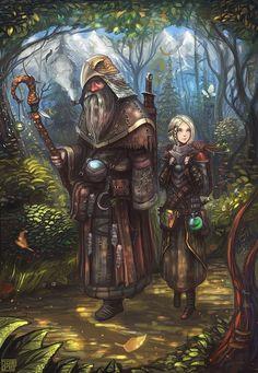 Journey, Dmitry Belozerov on ArtStation at https://www.artstation.com/artwork/journey-34f3ad4a-b194-4f3b-988a-f541e6acea76
