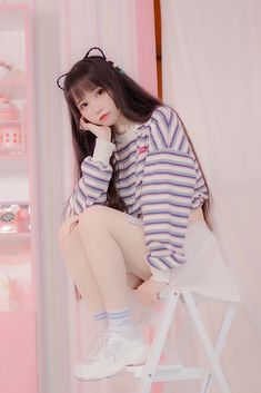 Pretty Girls, Cute Girls, Anime Cosplay Girls, Art Drawings Sketches Simple, Beautiful Japanese Girl, Japan Girl, Kawaii Clothes, Ulzzang Girl, Asian Fashion
