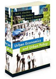 Urban Economics & Policy http://www.e-elgar.co.uk/bookentry_main.lasso?id=15105