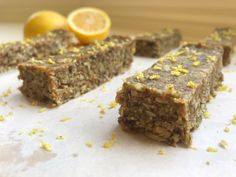 'Begoodorganics' super seeded snack bars | These are my favourite bars in the world. They are so flavourful, packed with so many health benefits and are 100% delish.