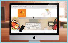 Assistência de arte e fotografia para site responsivo – Agência Mnemonik