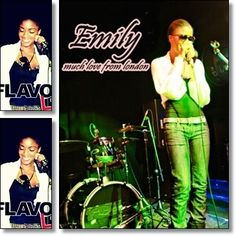 Check out Emily Silvestar (MuchLoveFromLondon) on ReverbNation