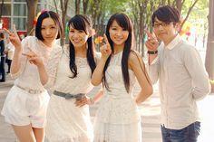 Perfumeが『モテキ』に出演「サブカル好き草食系男子は大歓迎♪」 - ライブドアニュース