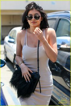 dd55c5f43ac8 Photo Kylie and Kendall Jenner show off their chic style while grabbing  lunch together at Joan s on Third in Los Angeles on Thursday ...