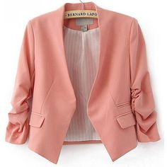 Do What You Love Super Smart Blazer