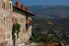 Monastery in Samos