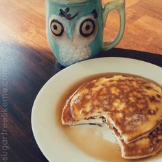Sugar Free Like Me: 20 Days of Easy Low Carb Breakfasts