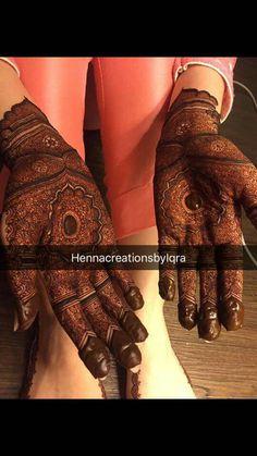 Ufff.....mehandi love 😍😍😍 Kashees Mehndi, Pakistani Mehndi, Pakistani Bridal Dresses, Henna Art, Arabic Henna, Kashee's Mehndi Designs, Mehendhi Designs, Mehndi Images, Henna Patterns