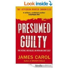 Presumed Guilty: (A Jefferson Winter novella) eBook: James Carol: Amazon.co.uk: Kindle Store