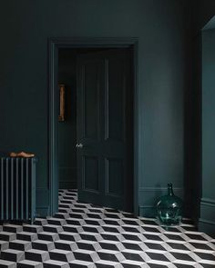 Ad // Do you have floor tiles in your home? I get so tempted when I see geometric tiles like these from - aren't they fabulous? I couldn't resist. Slow Design, Home Design, Decor Interior Design, Interior Decorating, Decorating Tips, Design Blog, Design Trends, Design Ideas, Decorating Websites