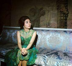 Farah Diba of Iran