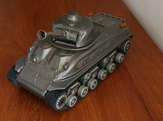 Mr Apuan: Yonezawa Tank