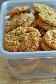 Oatmeal Butterscotch Cookies by Pennies on a Platter, via Flickr