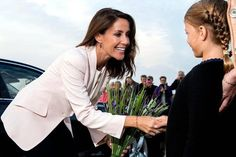 Princess Marie attended the opening of Wadden Sea Festival