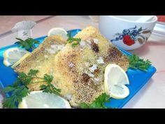 Peste in crusta de malai.