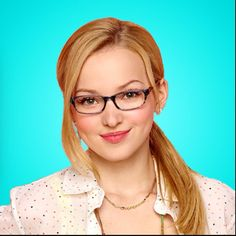 My favorite character Maddie Rooney and she does Bam What!!!! an dI do her catchphrase all the time at school or at home.