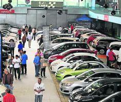 Más de 70 coches vendidos en el salón del Vehículo de Ocasión de Avilés
