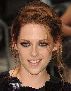 I want Kristen Stewart's hair in this picture!