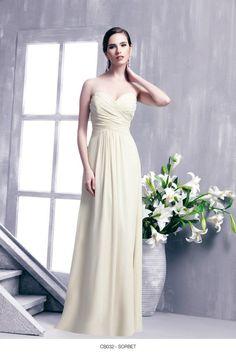 CRUX #Bridesmaid Dress style CB032