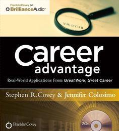 Career Advantage 3CD Audio