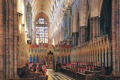 Attended a church service and an organ recital inside the Westminster Abbey in London. The abbey is the site of almost every coronation and royal wedding of English Monarchs since 1066. Summer 2013
