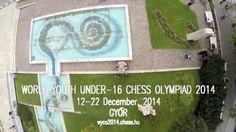 World Youth U-16 Chess Olympiad 2014 - Les olympiades d'échecs des moins de 16 ans à Gyor en Hongrie