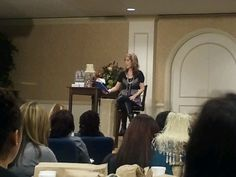 Lisa osteen women s meeting sharing on her book quot you are made for