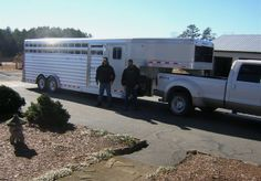 Congratulations to the Running D Ranch Corp in Boynton Beach, Florida on the purchase of their new 4-Star Stock/Combo from LA Trailer Sales, LLC in Iron Station, NC!! 800.350.0358